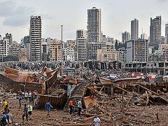 Churches and Orthodox Christians miraculously saved during Beirut explosion