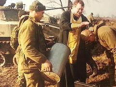 Приключения во время Чеченской войны