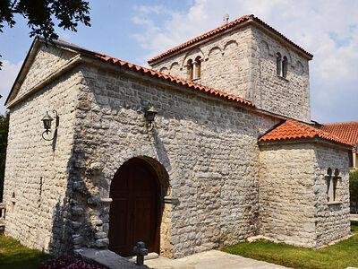 Οι τοιχογραφίες του μοναστηριού Πέτρου και Παύλου στη Ερζεγοβίνη