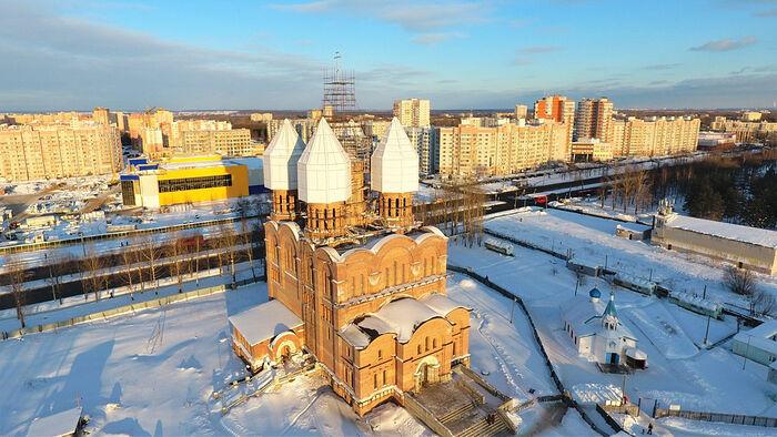 Храм Свт. Тихона, Патриарха Московского. Ярославль