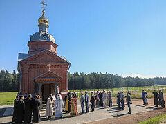 St. Herman of Alaska Chapel restored on Valaam
