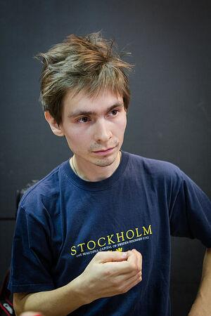 Михаил Дюков, режиссер, ученик Дмитрия Таланкина