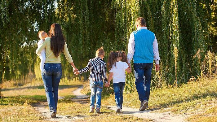 Снизить налог на имущество многодетных семей предлагает ОНФ