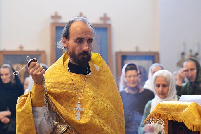 Иерей Игорь Блинов