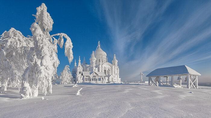 Χειμωνιάτικες ιστορίες © Vladimir Chuprikov