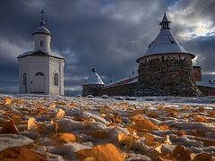 Τα πιο γραφικά μοναστήρια της Ρωσίας