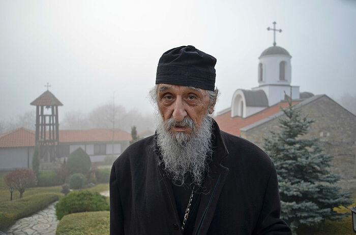 Αρχιμανδρίτης Γιόβαν (Ραντοσαβλέβιτς)
