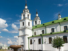 All churches of Belarusian Church to pray for peace in Belarus
