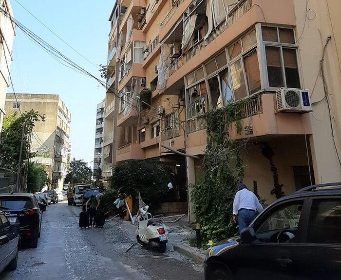 Улицы Бейрута