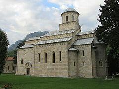 Aπειλείται η στατικότητα των μοναστηριών του 14ου αιώνα.