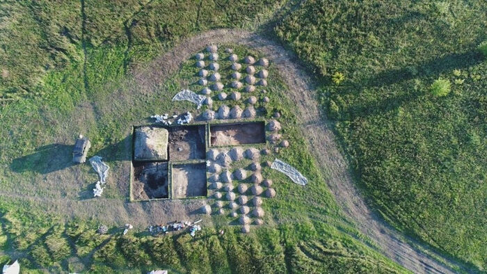 Фото сообщества Усвятская археологическая экспедиция в социальной сети «ВКонтакте»