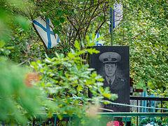 Η μνήμη των πεσόντων ναυτών του υποβρυχίου «Κουρσκ»
