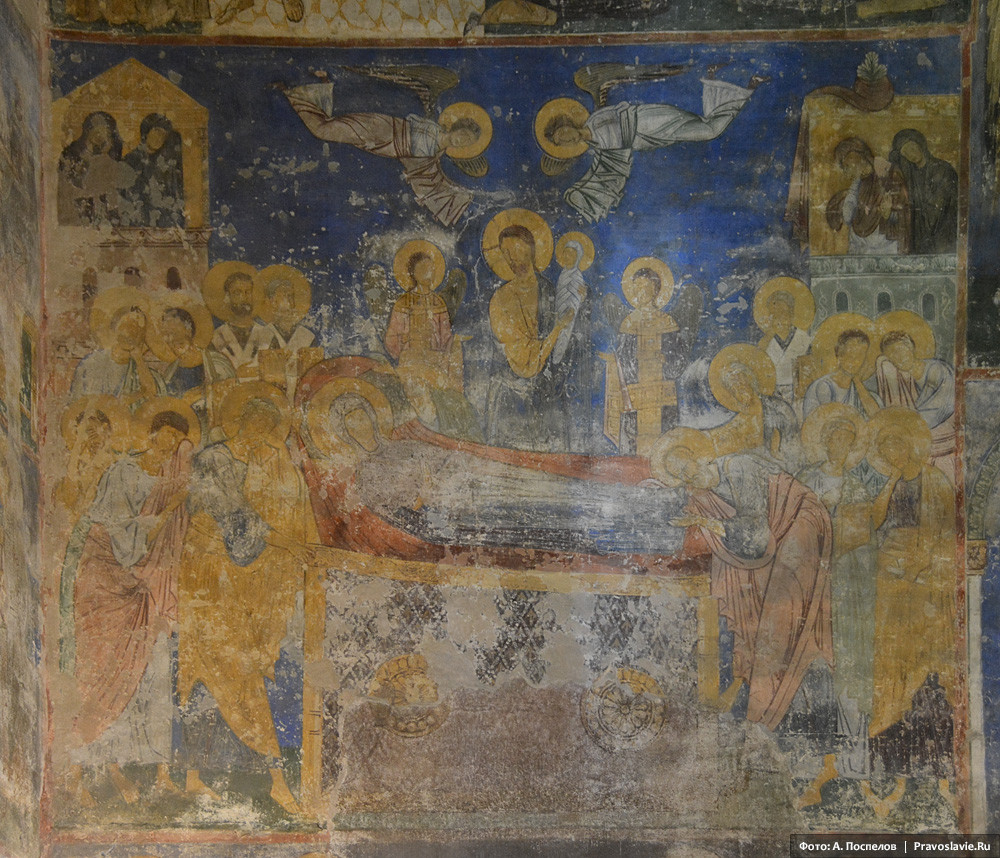 The Dormition of the Most Holy Theotokos