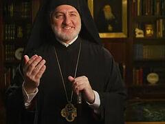 Greek Archbishop Elpidophoros prays for Biden's presidency and social justice at Democratic convention (+VIDEO)