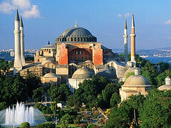 The New Status of Constantinople's Hagia Sophia