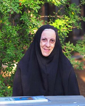 Мать Вероника (Рахеб), 2020 г.