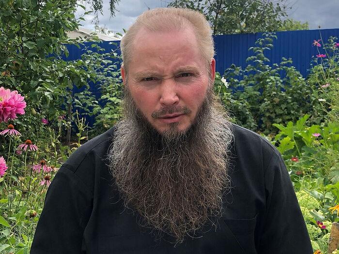 Протоиерей Валерий Розанов