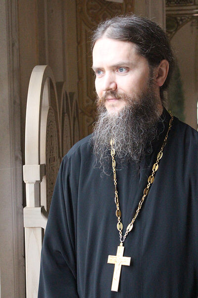 Jеромонах Игњатије Шестаков. Фото:Динара Грачева