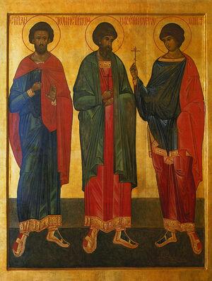 Виленские мученики. Фото: wikicommons