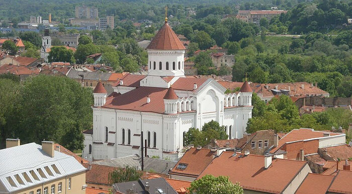 The Cathedral of the Most Pure Theotokos. Photo: wikicommons.
