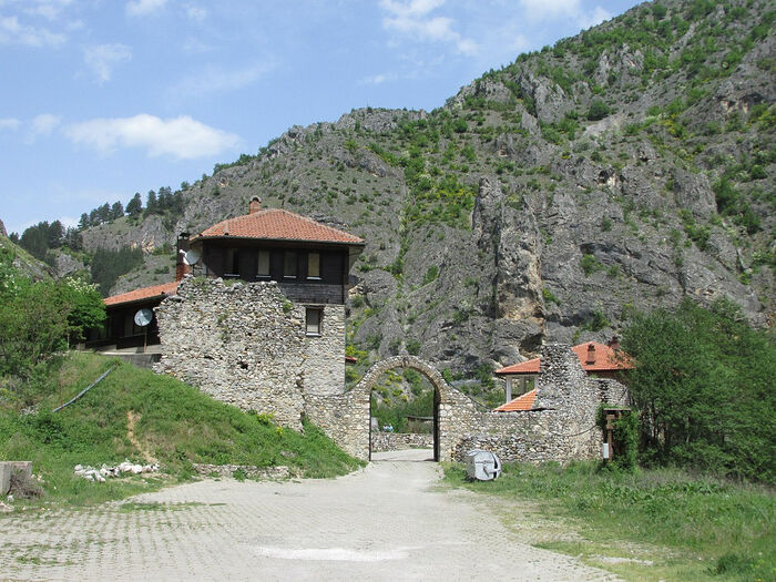 The Monastery of the Holy Archangels