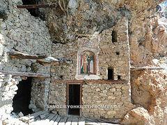 Ναοί της Παναγίας σε σπηλιές (ΦΩΤΟ)