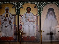 St. Joseph the Hesychast church consecrated in Tbilisi (+VIDEO)