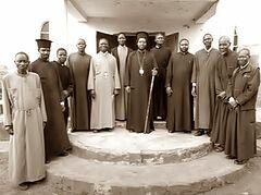 «Τη Υπερμάχω» ψάλλουν οι ιερείς της Ουγκάντα (ΒΙΝΤΕΟ)