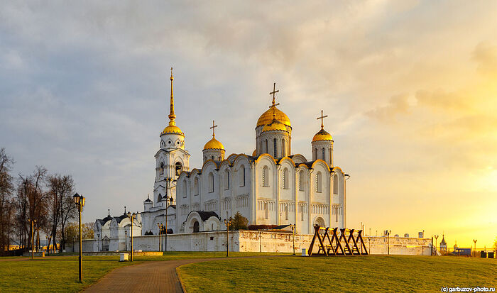 Holy Dormition Cathedral in Vladimir