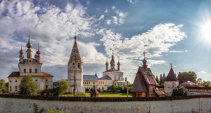 Михайло-Архангельский монастырь г. Юрьев-Польский