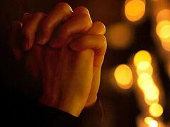 Больше молитесь и меньше слов говорите своим детям