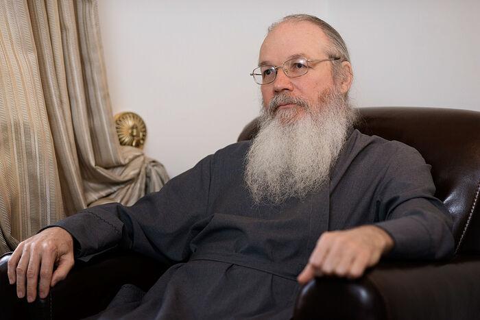 Фото: Священник Игоря Палкина
