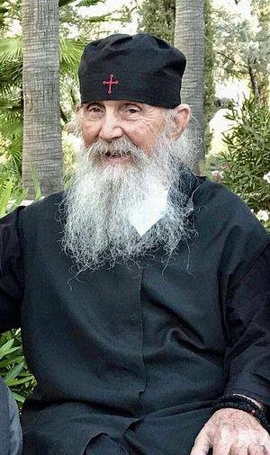 Старец Ефрем Аризонский (Мораитис)
