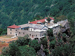 $130,000 allotted to improve road access to Stomio Monastery, former home of St. Paisios the Athonite