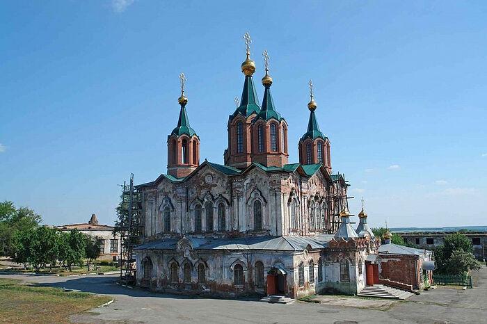Долматский Успенский монастырь