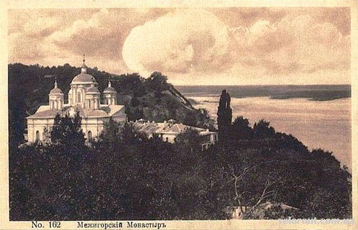 Киевский Межигорский монастырь
