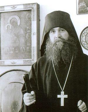 Ο γέροντας Εφραίμ, ο καθηγούμενος της Ιεράς Μονής Φιλοθέου