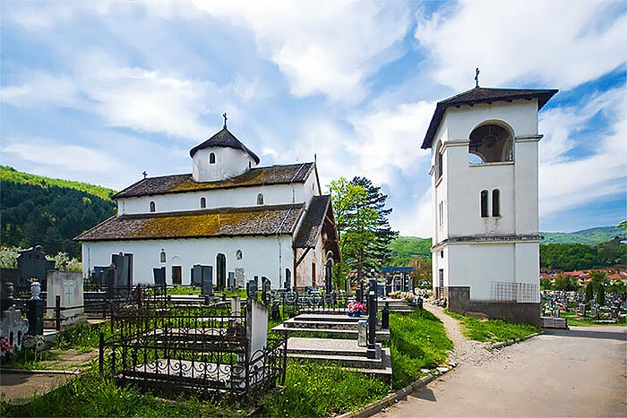 St. Nicholas Church in Bijelo Polje. Photo: mitropolija.com