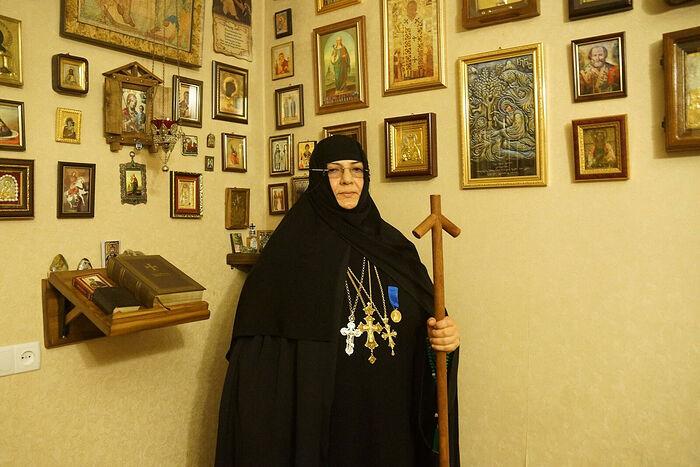 Abbess Ketevan (Kopaliani)