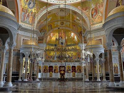 Ο «αναστημένος» ναός του Αγίου Αλεξάνδρου Νιέφσκι