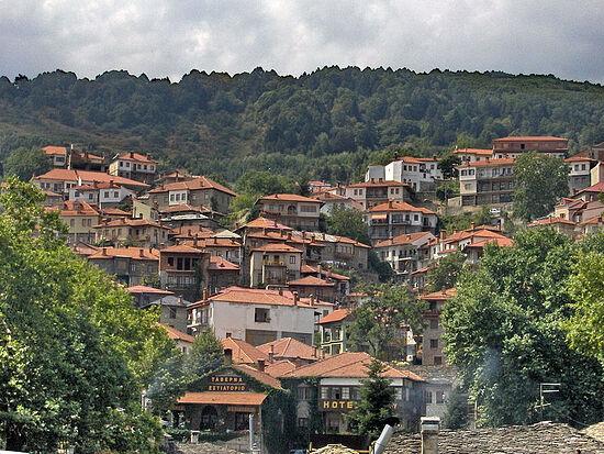 Metsovo. Photo: Wikipedia.