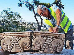 Israeli Archaeologists Uncover Remains of Majestic First-Temple Era Building in Jerusalem
