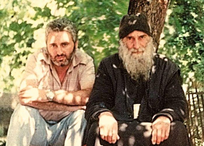 Ο Γέροντας Γαβριήλ και ο Οτάρ Νικολαïσβίλι