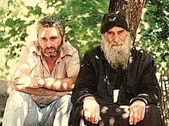 Ρωσία με τα πόδια για να λάβω Θεία Κοινωνία»