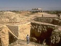 Russian archeologists find remains of supposed monastery in Jericho