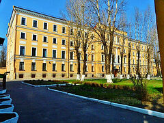 В Санкт-Петербургской духовной академии введен карантинный режим