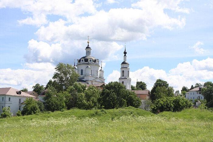 Черноостровский Свято-Никольский монастырь