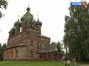 Началась реставрация Храм Иоанна Предтечи в Толчкове
