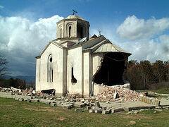 «Αλβανικά» τα Ορθόδοξα Ιερά στο Κοσυφοπέδιο