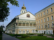 Московская духовная академия вышла из карантинного режима